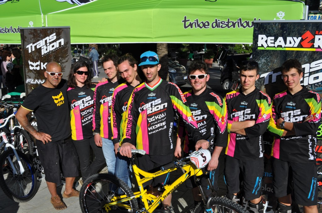 Team Ready2Ride 2013
