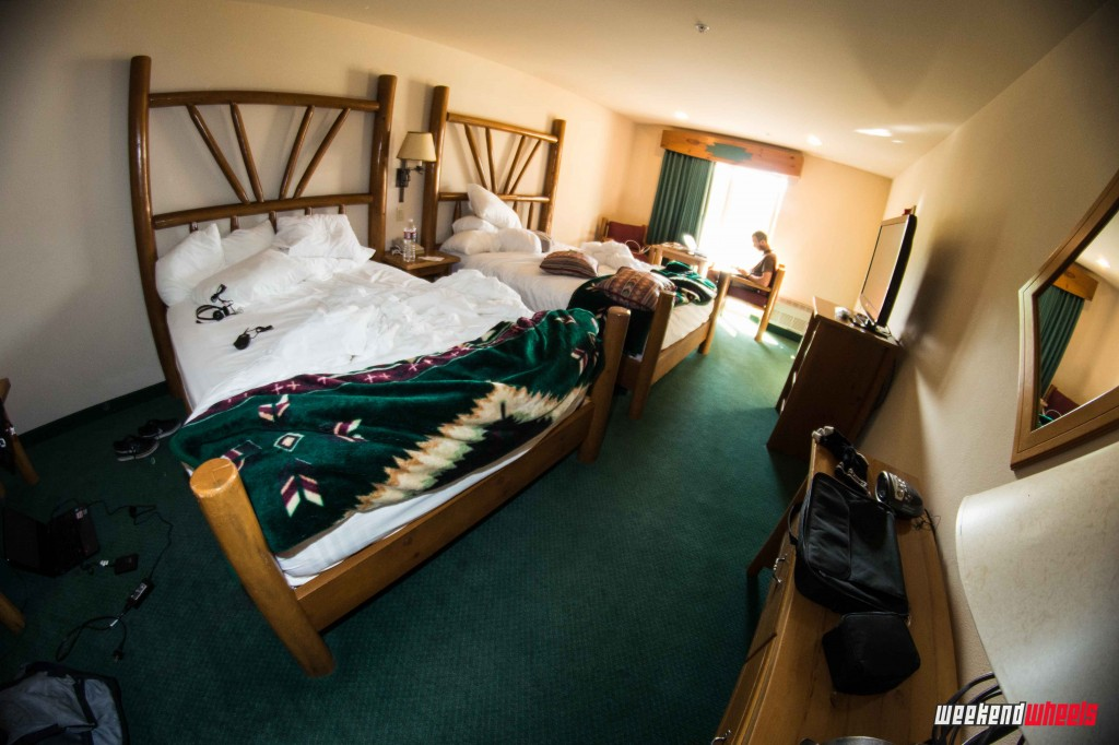 Nice hotel in Sun Valley