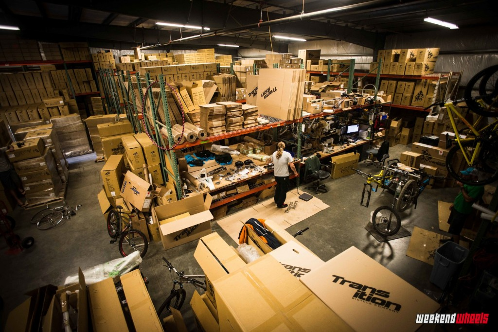 TR Warehouse