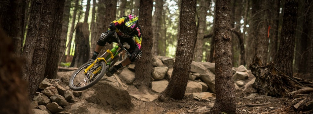 AB EWS  SPOT: Whistler PH: Pietro Baraggi (Weekend Wheels)